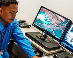 Security Guard CCTV Monitoring