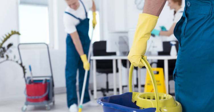 janitor manpower agency philippines