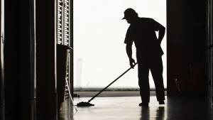 school janitor philippines