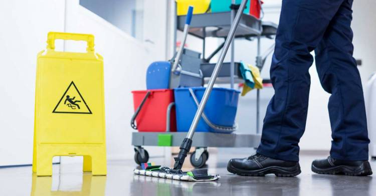 types of cleaning services philippines