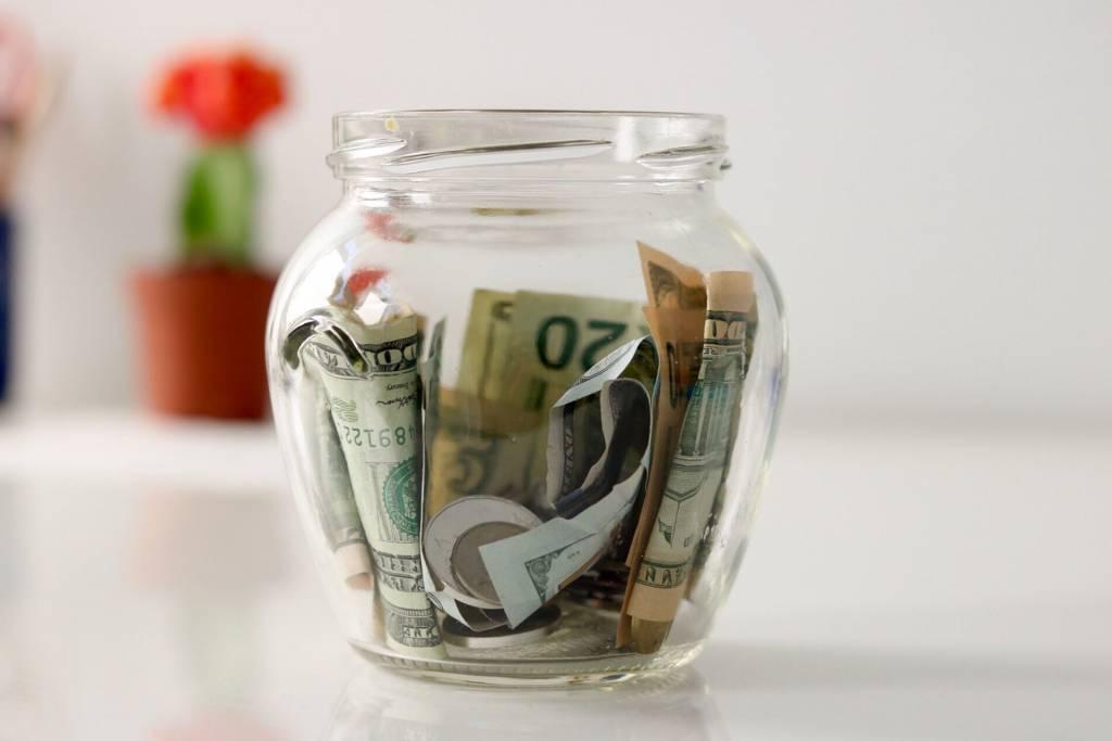 Cash in the Jar