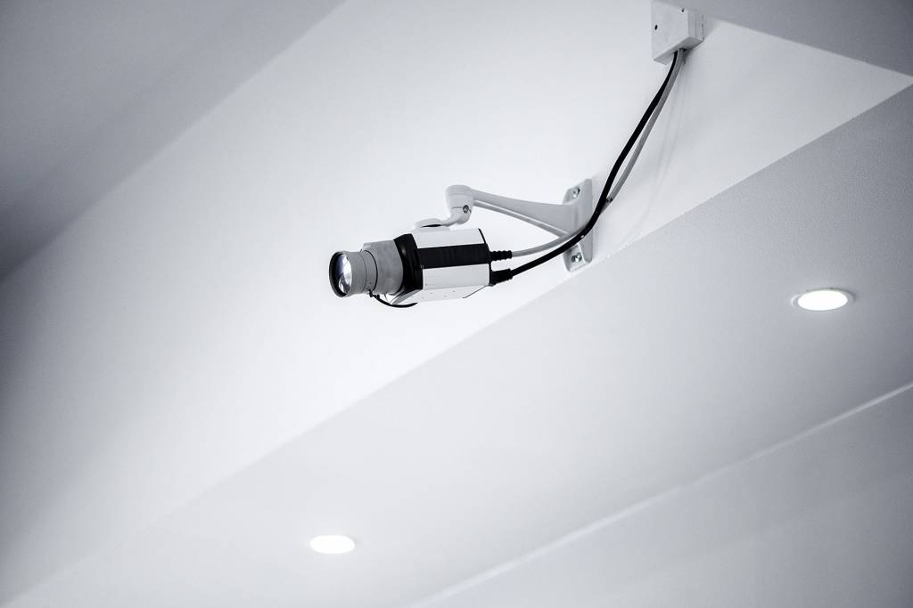 install security cameras