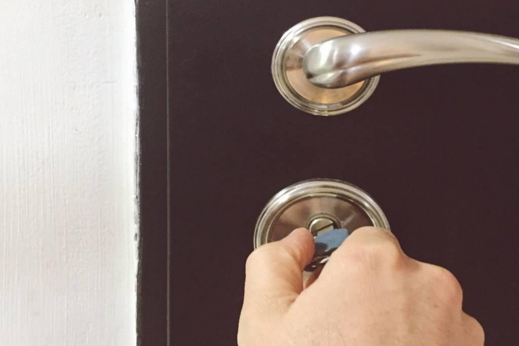 always lock the doors