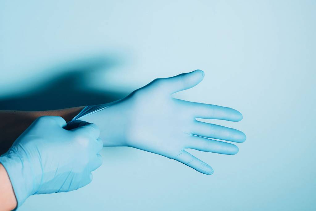 always use gloves
