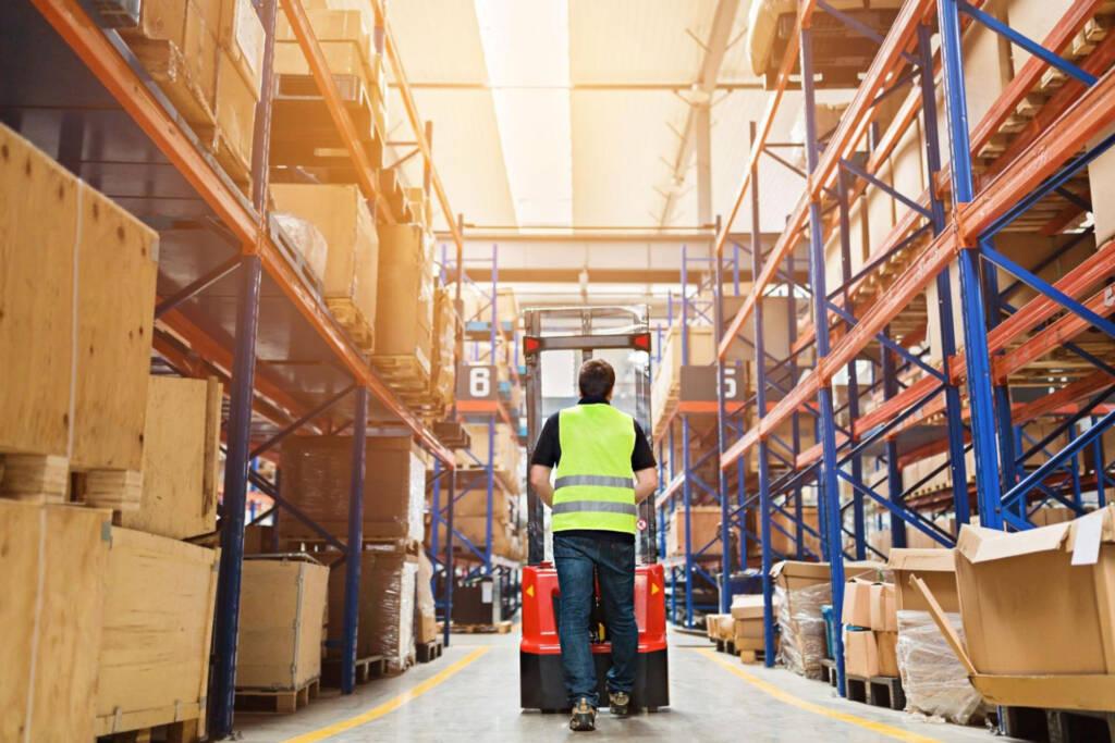 cctv in warehouses